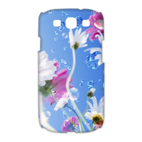 chrythemums Case for Samsung Galaxy S3 I9300 (3D)