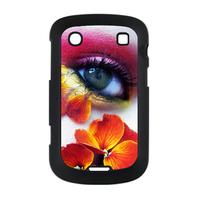 eye flower design Case for BlackBerry Bold Touch 9900