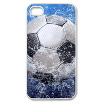 football Case for iPhone 4,4S
