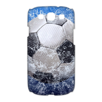 football Case for Samsung Galaxy S3 I9300 (3D)