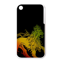 lion Personalized Cases for the IPhone 3