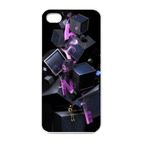 robot Charging Case for Iphone 4