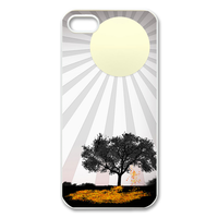 the tree under the sun Case for Iphone 5