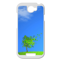 tree under the blue sky Personalized Case for HTC ONE S