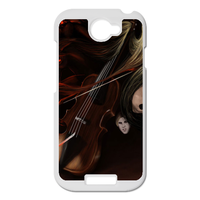 beauty and skeleton Personalized Case for HTC ONE S