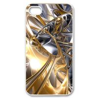 golden light Case for iPhone 4,4S