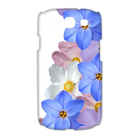 phoenix tree flower Case for Samsung Galaxy S3 I9300 (3D)