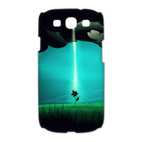 the world in the sea Case for Samsung Galaxy S3 I9300 (3D)