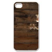 wood Case for iPhone 4,4S