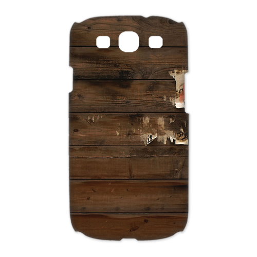 wood Case for Samsung Galaxy S3 I9300 (3D)