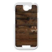 wood Personalized Case for HTC ONE S