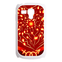 flame logo Custom Cases for Samsung Galaxy SIII mini i8190