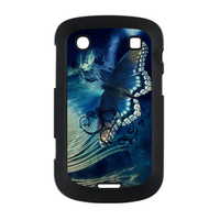 butterfly with the peacock Case for BlackBerry Bold Touch 9900