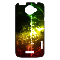 light music Case for HTC One X +