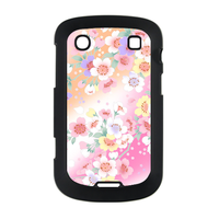 pink flowers Case for BlackBerry Bold Touch 9900