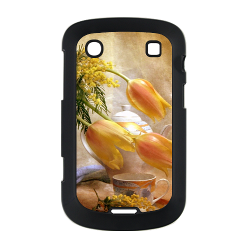wheal flower Case for BlackBerry Bold Touch 9900