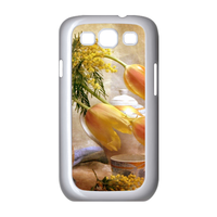 wheal flower Case for Samsung Galaxy S3 I9300