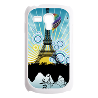 la tour Eiffel Custom Cases for Samsung Galaxy SIII mini i8190
