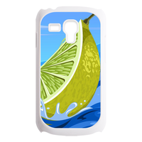 lemon Custom Cases for Samsung Galaxy SIII mini i8190