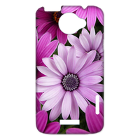 pink chrysanthemum Case for HTC One X +