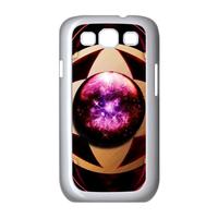 purple bead Case for Samsung Galaxy S3 I9300
