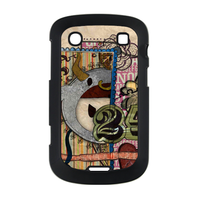 bear diary Case for BlackBerry Bold Touch 9900