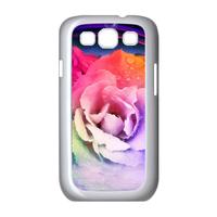 elegant peony Case for Samsung Galaxy S3 I9300