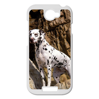 brave Dalmatian Personalized Case for HTC ONE S