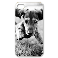 dog army Case for iPhone 4,4S