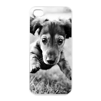 dog army Charging Case for Iphone 4