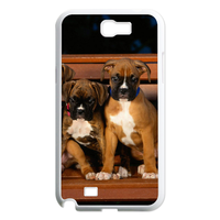 dog family at home Case for Samsung Galaxy Note 2 N7100