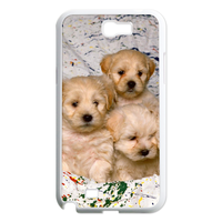 dog family Case for Samsung Galaxy Note 2 N7100