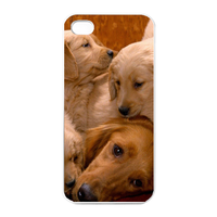 dog team Charging Case for Iphone 4