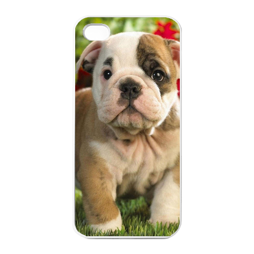 little dog Charging Case for Iphone 4
