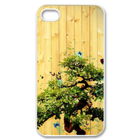pine tree Case for iPhone 4,4S