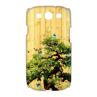 pine tree Case for Samsung Galaxy S3 I9300 (3D)