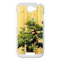pine tree Personalized Case for HTC ONE S