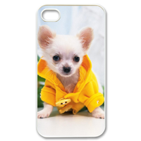 smart dog Case for iPhone 4,4S