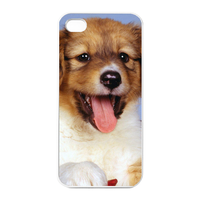 dog and cat Charging Case for Iphone 4