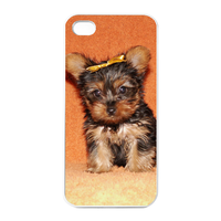 lonely dog Charging Case for Iphone 4
