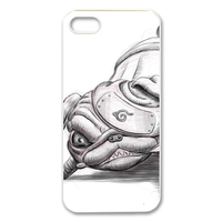 shar pei Warrior Case for Iphone 5