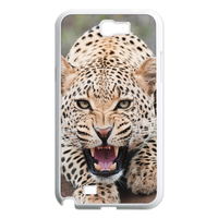 strong leopard Case for Samsung Galaxy Note 2 N7100