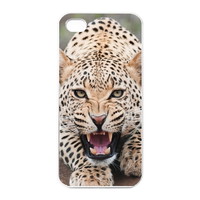 strong leopard Charging Case for Iphone 4