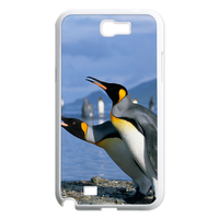 sea lion and penguins Case for Samsung Galaxy Note 2 N7100