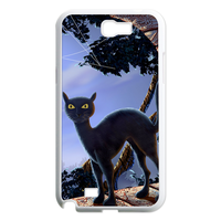 sexy cat Case for Samsung Galaxy Note 2 N7100