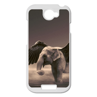 the elephant flying Personalized Case for HTC ONE S