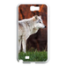 white shepherd dog Case for Samsung Galaxy Note 2 N7100