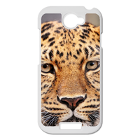 thinking leopard Personalized Case for HTC ONE S