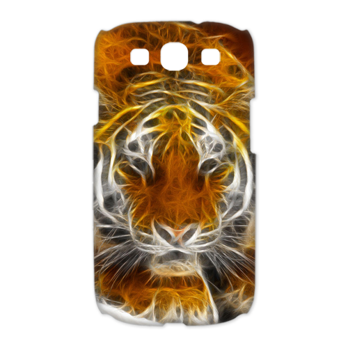 tiger Case for Samsung Galaxy S3 I9300 (3D)