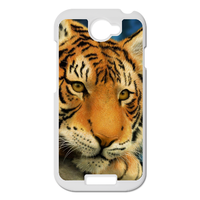 tiger on the tree Personalized Case for HTC ONE S